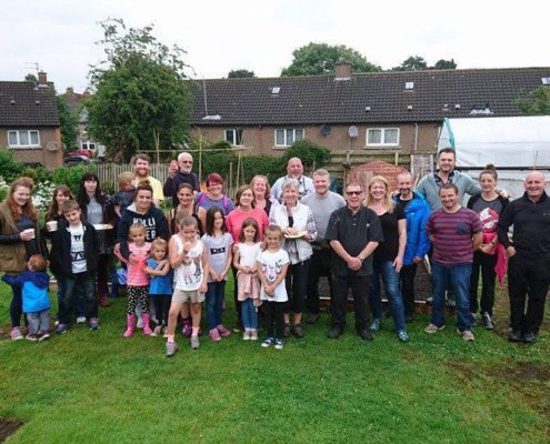 The EATS Rosyth community