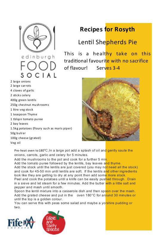 Learning zone eats rosyth pdf lentil shepherds pie forumfinder Images