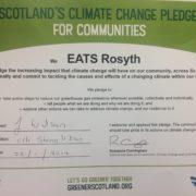Climate Change Pledge