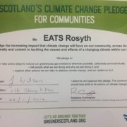 Climate Change Pledge