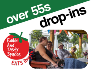 Over 55s drop in sessions featured image